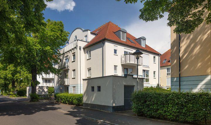 Projekt Siedlung Römerstraße 7–13, Coswig